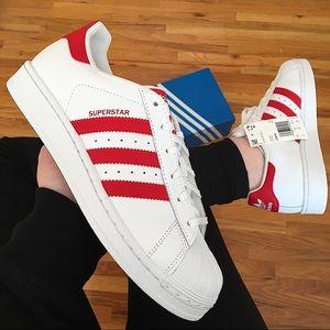 NEW Adidas Superstar Women's Sneakers